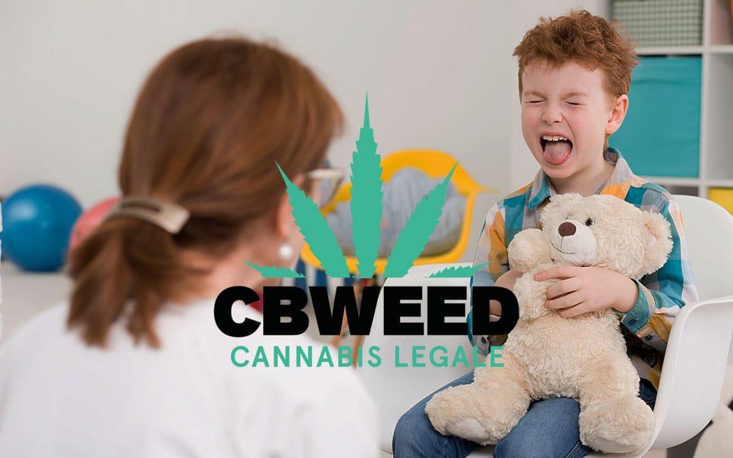 CBD Cannabis Light Gestione Disturbi Deficit Attenzione