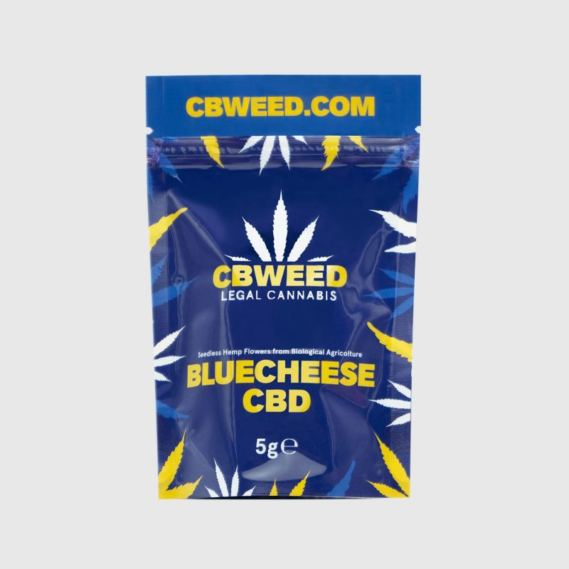 Cannabis Light Blue Cheese CBD – 5g EU