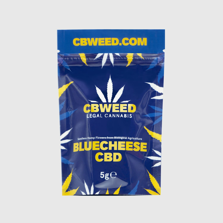 Cannabis Light Blue Cheese CBD – 5g EU