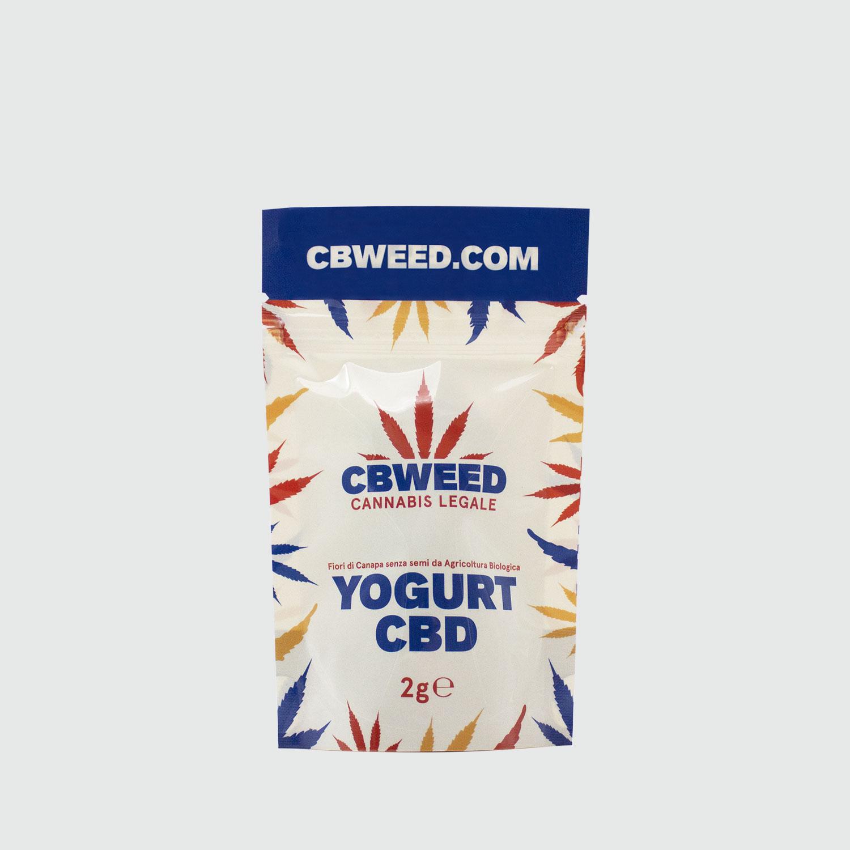 Cannabis Light Cbweed Yogurt CBD - 2g