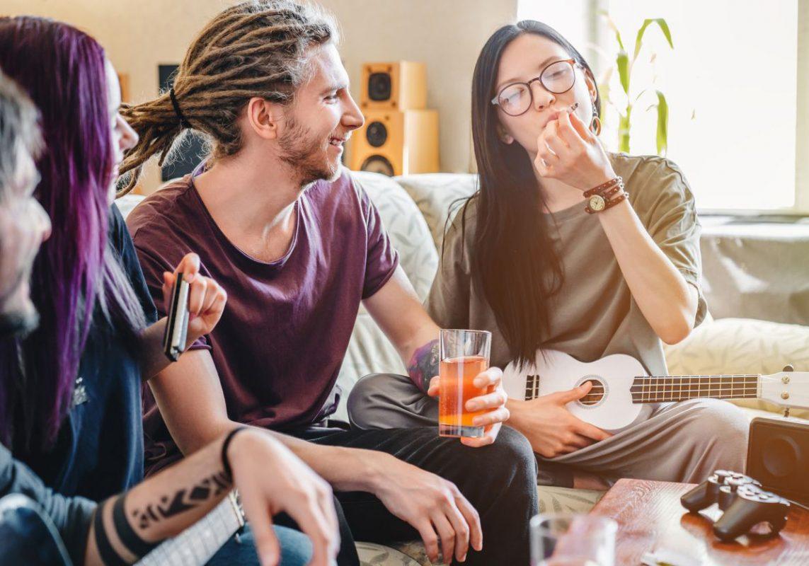 Fumo passivo di cannabis: effetti nocivi e risultati nei test antidroga